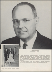 Page 14, 1960 Edition, McAlester High School - Dancing Rabbit Yearbook (McAlester, OK) online yearbook collection