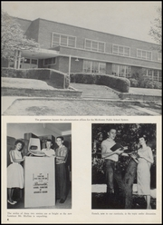 Page 8, 1960 Edition, McAlester High School - Dancing Rabbit Yearbook (McAlester, OK) online yearbook collection