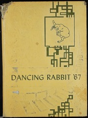 McAlester High School - Dancing Rabbit Yearbook (McAlester, OK) online yearbook collection, 1967 Edition, Page 1