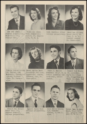 Page 17, 1951 Edition, Seminole High School - Chieftain Yearbook (Seminole, OK) online yearbook collection