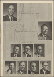 Page 9, 1951 Edition, Seminole High School - Chieftain Yearbook (Seminole, OK) online yearbook collection