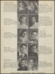 Page 14, 1952 Edition, Seminole High School - Chieftain Yearbook (Seminole, OK) online yearbook collection