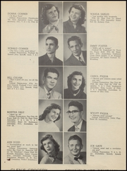 Page 16, 1952 Edition, Seminole High School - Chieftain Yearbook (Seminole, OK) online yearbook collection