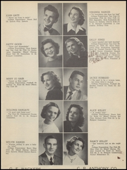 Page 17, 1952 Edition, Seminole High School - Chieftain Yearbook (Seminole, OK) online yearbook collection
