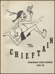 Page 5, 1952 Edition, Seminole High School - Chieftain Yearbook (Seminole, OK) online yearbook collection