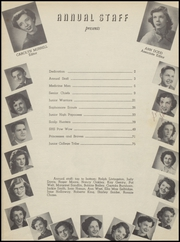 Page 7, 1952 Edition, Seminole High School - Chieftain Yearbook (Seminole, OK) online yearbook collection