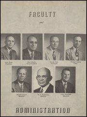 Page 8, 1952 Edition, Seminole High School - Chieftain Yearbook (Seminole, OK) online yearbook collection