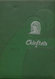 1953 Edition, Seminole High School - Chieftain Yearbook (Seminole, OK)