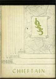 1955 Edition, Seminole High School - Chieftain Yearbook (Seminole, OK)