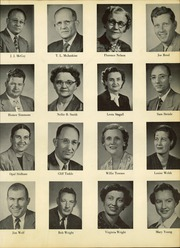 Page 13, 1955 Edition, Seminole High School - Chieftain Yearbook (Seminole, OK) online yearbook collection