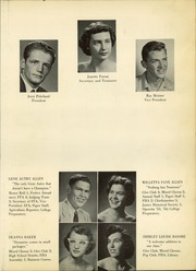 Page 15, 1955 Edition, Seminole High School - Chieftain Yearbook (Seminole, OK) online yearbook collection