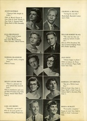 Page 16, 1955 Edition, Seminole High School - Chieftain Yearbook (Seminole, OK) online yearbook collection