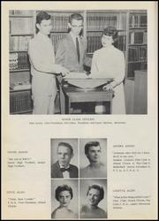 Page 12, 1958 Edition, Seminole High School - Chieftain Yearbook (Seminole, OK) online yearbook collection