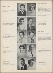 Page 16, 1958 Edition, Seminole High School - Chieftain Yearbook (Seminole, OK) online yearbook collection