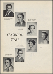 Page 6, 1958 Edition, Seminole High School - Chieftain Yearbook (Seminole, OK) online yearbook collection