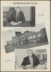 Page 8, 1958 Edition, Seminole High School - Chieftain Yearbook (Seminole, OK) online yearbook collection