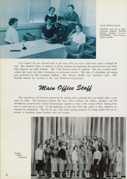 Page 12, 1960 Edition, Hale High School - Patriot Yearbook (Tulsa, OK) online yearbook collection