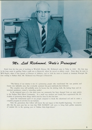 Page 9, 1960 Edition, Hale High School - Patriot Yearbook (Tulsa, OK) online yearbook collection