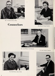 Page 10, 1962 Edition, Hale High School - Patriot Yearbook (Tulsa, OK) online yearbook collection