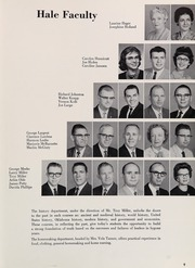 Page 13, 1962 Edition, Hale High School - Patriot Yearbook (Tulsa, OK) online yearbook collection