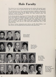 Page 14, 1962 Edition, Hale High School - Patriot Yearbook (Tulsa, OK) online yearbook collection