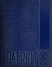 1964 Edition, Hale High School - Patriot Yearbook (Tulsa, OK)