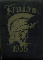 Page 1, 1955 Edition, Douglass High School - Trojan Yearbook (Oklahoma City, OK) online yearbook collection
