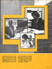 Page 5, 1980 Edition, Douglass High School - Trojan Yearbook (Oklahoma City, OK) online yearbook collection