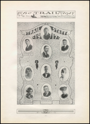 Page 13, 1917 Edition, Norman High School - Trail Yearbook (Norman, OK) online yearbook collection