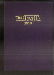Page 1, 1919 Edition, Norman High School - Trail Yearbook (Norman, OK) online yearbook collection