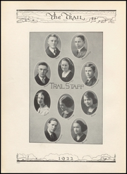 Page 12, 1922 Edition, Norman High School - Trail Yearbook (Norman, OK) online yearbook collection
