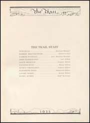 Page 13, 1922 Edition, Norman High School - Trail Yearbook (Norman, OK) online yearbook collection