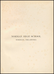 Page 5, 1922 Edition, Norman High School - Trail Yearbook (Norman, OK) online yearbook collection