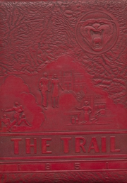 1951 Edition, Norman High School - Trail Yearbook (Norman, OK)