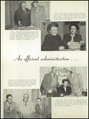 Page 10, 1952 Edition, Norman High School - Trail Yearbook (Norman, OK) online yearbook collection