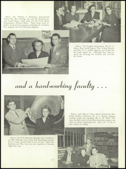 Page 11, 1952 Edition, Norman High School - Trail Yearbook (Norman, OK) online yearbook collection