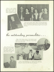 Page 15, 1952 Edition, Norman High School - Trail Yearbook (Norman, OK) online yearbook collection