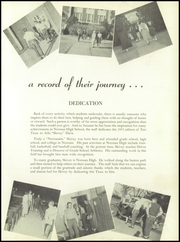 Page 7, 1952 Edition, Norman High School - Trail Yearbook (Norman, OK) online yearbook collection