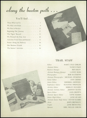 Page 8, 1952 Edition, Norman High School - Trail Yearbook (Norman, OK) online yearbook collection