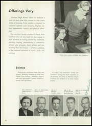 Page 16, 1957 Edition, Norman High School - Trail Yearbook (Norman, OK) online yearbook collection