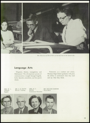 Page 17, 1957 Edition, Norman High School - Trail Yearbook (Norman, OK) online yearbook collection