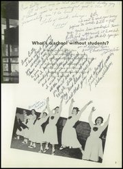 Page 7, 1957 Edition, Norman High School - Trail Yearbook (Norman, OK) online yearbook collection