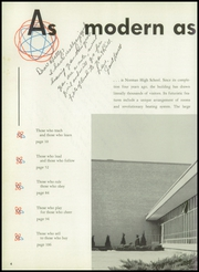 Page 8, 1957 Edition, Norman High School - Trail Yearbook (Norman, OK) online yearbook collection