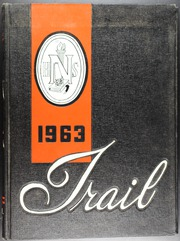 1963 Edition, Norman High School - Trail Yearbook (Norman, OK)