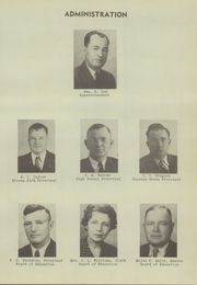 Page 11, 1945 Edition, Choctaw High School - Faces of the Future Yearbook (Choctaw, OK) online yearbook collection