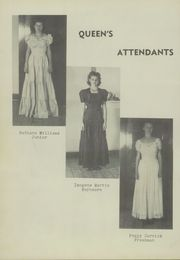 Page 12, 1945 Edition, Choctaw High School - Faces of the Future Yearbook (Choctaw, OK) online yearbook collection