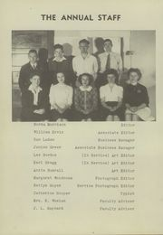 Page 14, 1945 Edition, Choctaw High School - Faces of the Future Yearbook (Choctaw, OK) online yearbook collection