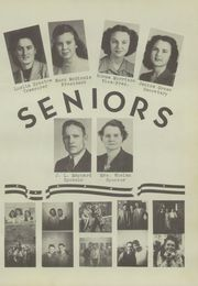 Page 15, 1945 Edition, Choctaw High School - Faces of the Future Yearbook (Choctaw, OK) online yearbook collection