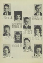 Page 16, 1945 Edition, Choctaw High School - Faces of the Future Yearbook (Choctaw, OK) online yearbook collection