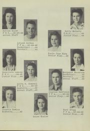 Page 17, 1945 Edition, Choctaw High School - Faces of the Future Yearbook (Choctaw, OK) online yearbook collection